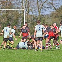 1st XV vs Sittingbourne 14.4.18