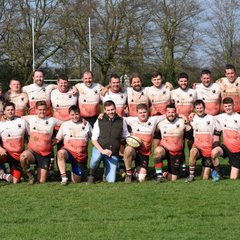2nd XV vs Sittingbourne 14.4.18  by Rebecca Pattison