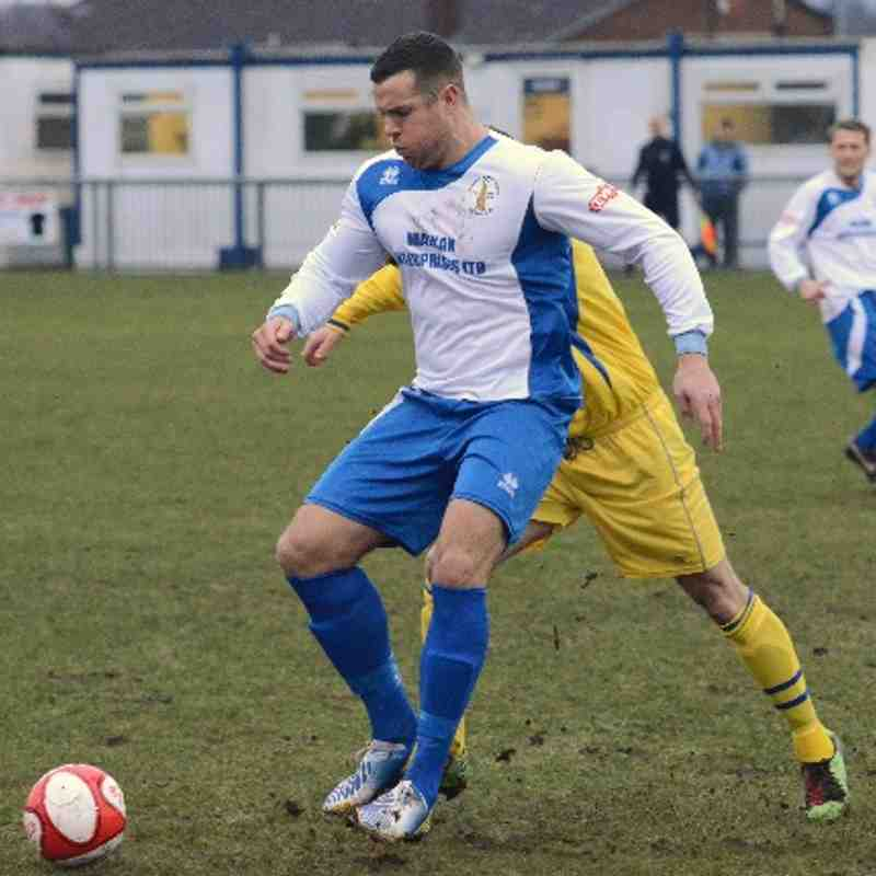 Rainworth v Newcastle Town by Ian Green