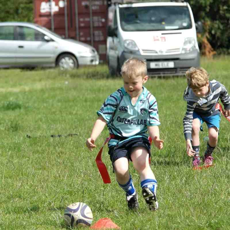 Under 6's - get together