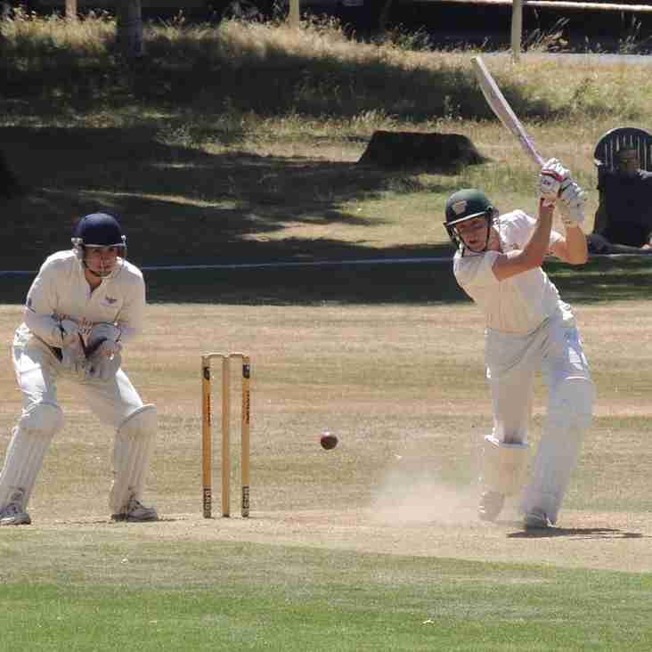 Del ton sets up crucial win over Weybridge
