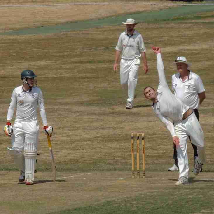 Spin twins strike again as Llamas defeat Cranleigh