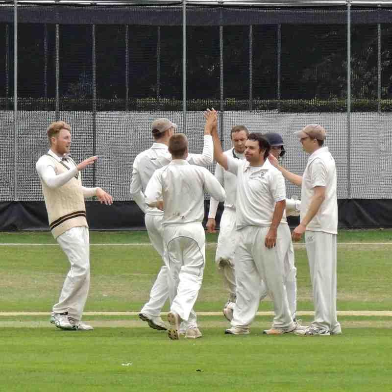 1s v East Molesey Aug 2018 - Dom Murtagh