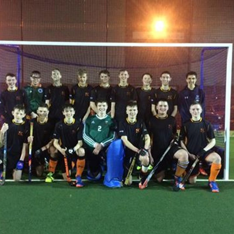 Under 18s -  Boys lose to South Wales Cup Finals, Swansea 10 - 2