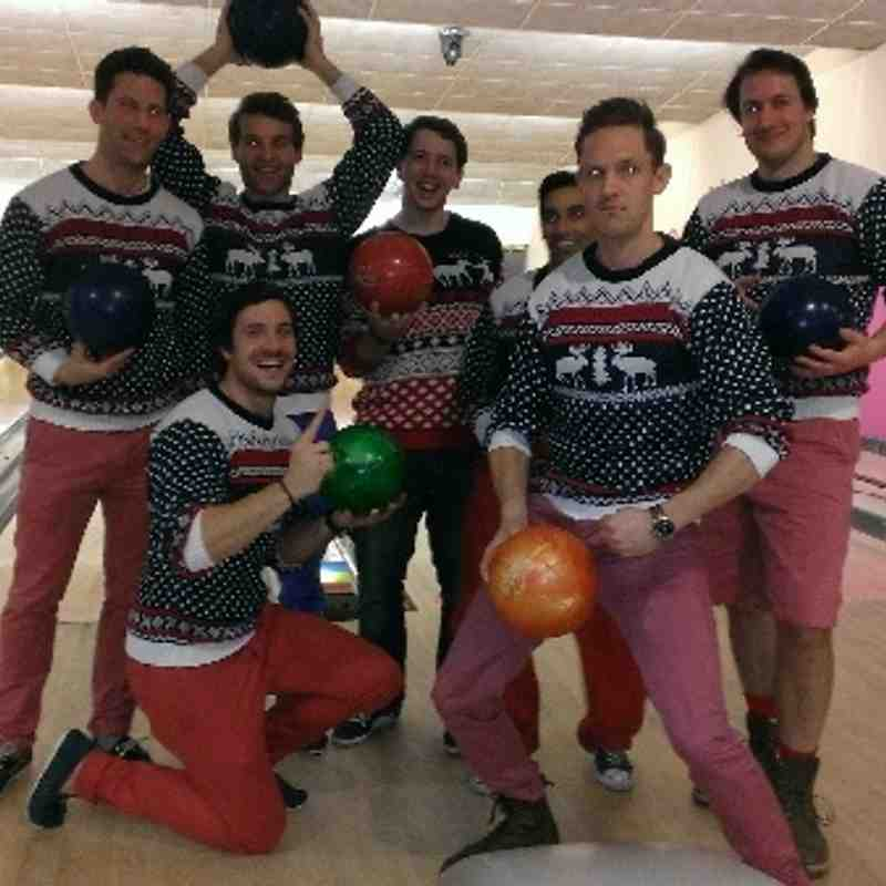M1 christmas bowling (chinos compulsory)
