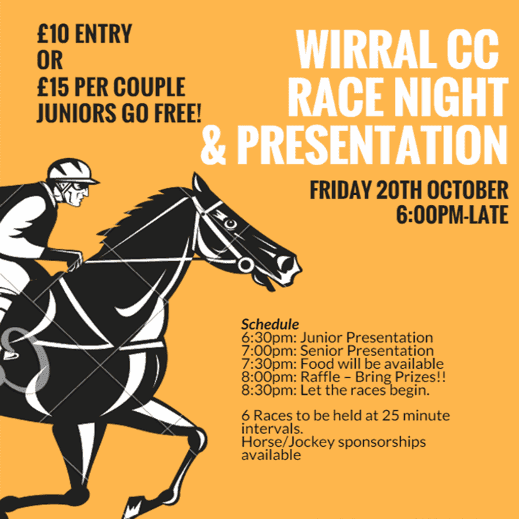 PRESENTATION NIGHT FRIDAY OCTOBER 20th