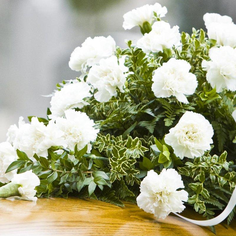 Arthur Davis funeral