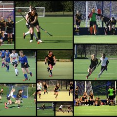 Droitwich Spa Hockey Club Ladies 1s in Photos 2015