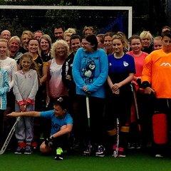 Droitwich Spa Hockey Club Hockey Fest September 2016