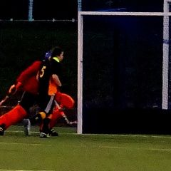 Droitwich Spa Hockey Badgers vs Bromsgrove Red January 14 2017