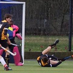 Droitwich Spa Hockey Club Men's 1s vs Old Wulfrunians Men 1s Feb 25 217