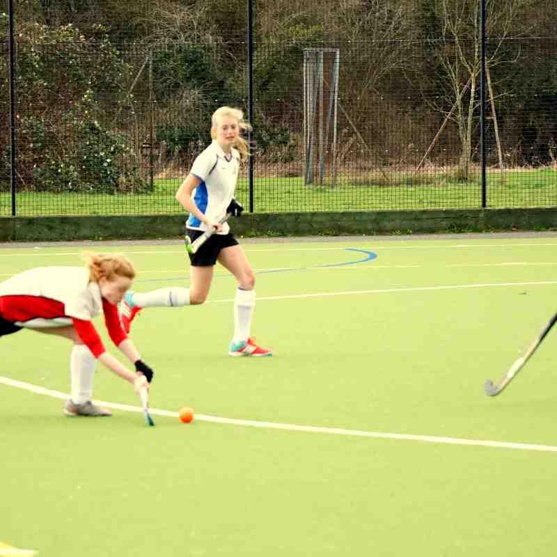 Droitwich Spa hockey Club Ladies 2s vs Kingheath Pickwick March 4