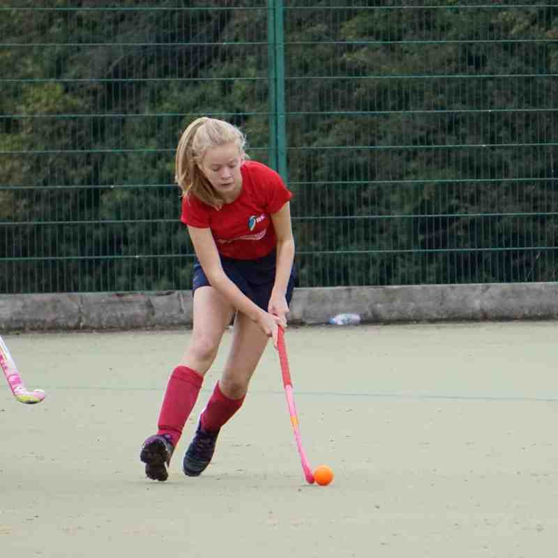 Redditch Hockey Club (1) vs Droitwich Spa Hockey Club Ladies 2s (6) September 16 2017