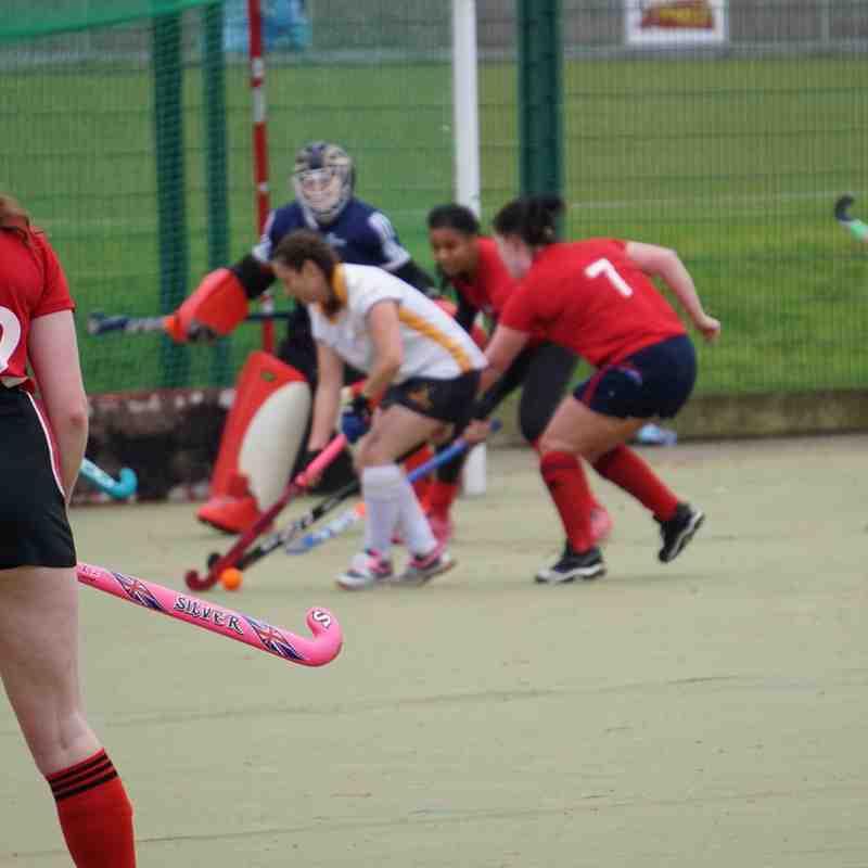 Redditch Hockey Club (1) vs Droitwich Spa Hockey Club Ladies 2s (6) September 16 2017