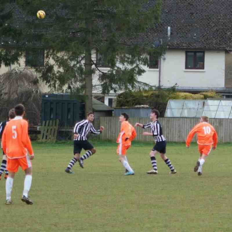 U17 v MK City Falcons - 8th March 2015