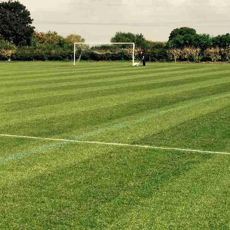 HUFC - PITCHES
