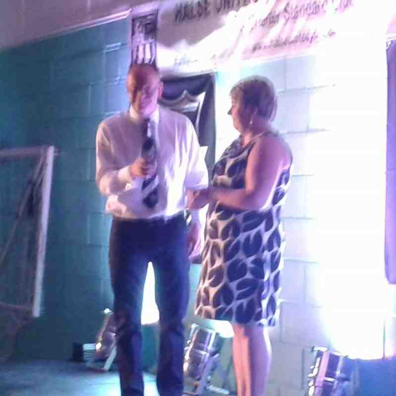 HUFC AWARDS NIGHT 15-16
