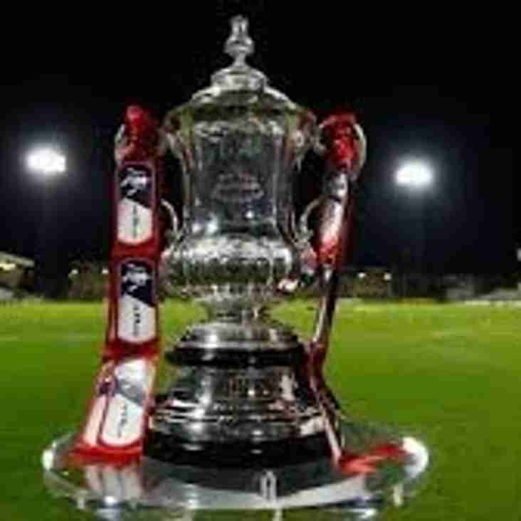 Northants FA County Cup Round 1 Draw Complete!