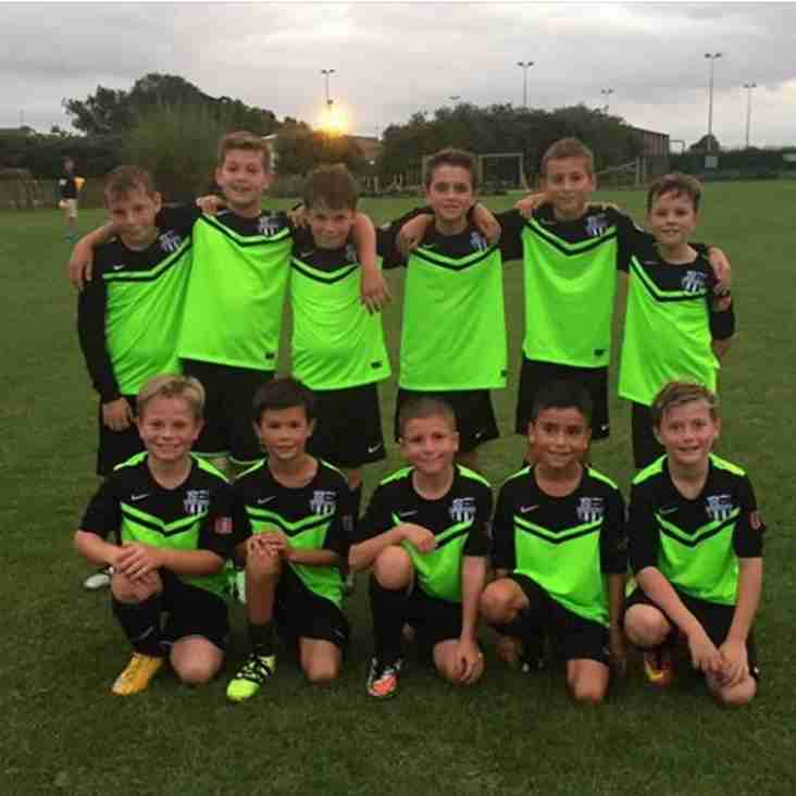 UNDER 11'S SPRING GROUP ANNOUNCED