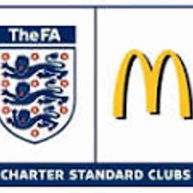 NORTHANTS FA AWARD OUR NEW 17'S £500!