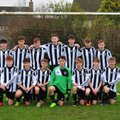 Halse United U16 vs. Olney Town Colts U16 Foxes Blue