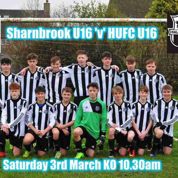 HUFC 16'S FACE BOTTOM OF DIVISION 1