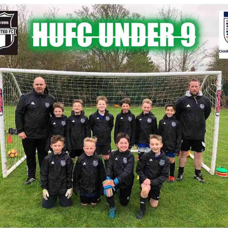 HUFC U8