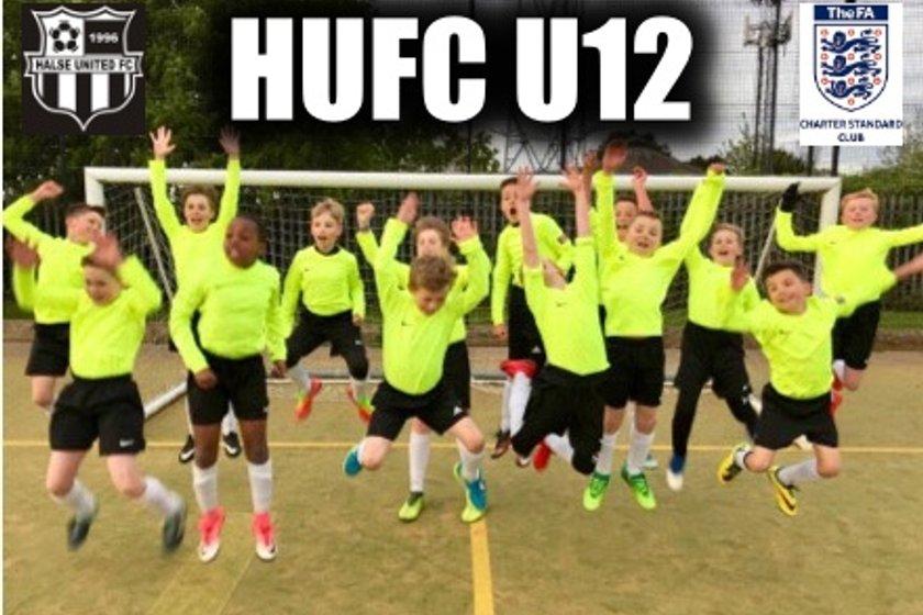 Conniburrow United U12 Hares vs. Halse United U12
