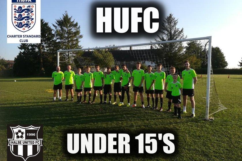 Halse United U15 2 - 2 Tattenhoe U15 Whites