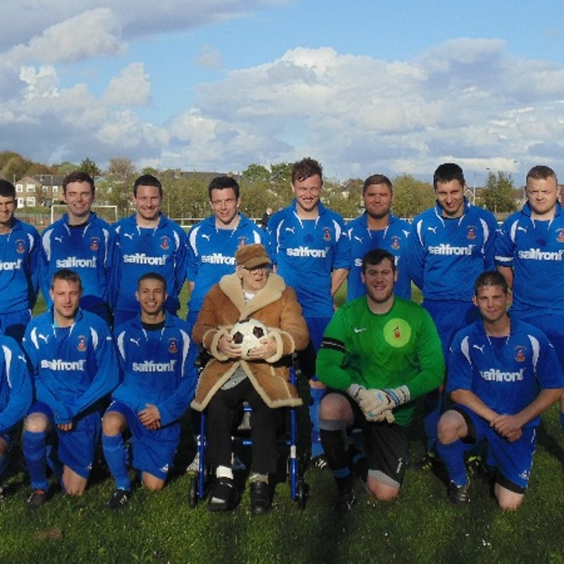 Saturday Reserve Team lose to Tingley Athletic 12 - 4