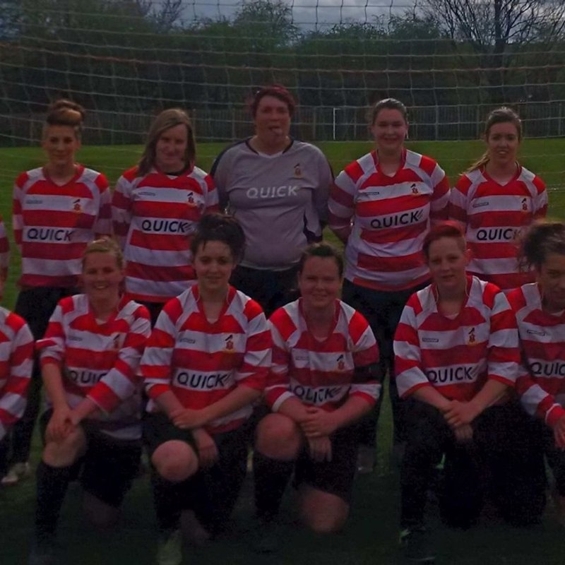 Ladies First Team lose to Farsley Celtic Reserves 4 - 0
