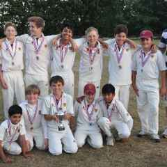 Guildford's U12s storm the West Surrey Cup final decisively beating Esher by 6 wickets.