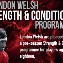 Jnr Strength and Conditioning