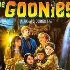 "Outdoor Cinema at ODP showing ""The Goonies"" Friday 5th August, Doors - 6pm, Film - 9pm"