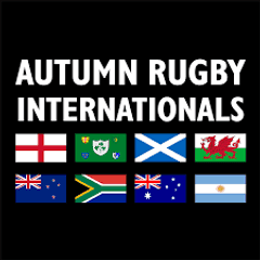 AUTUMN INTERNATIONAL MATCHES at TWICKENHAM
