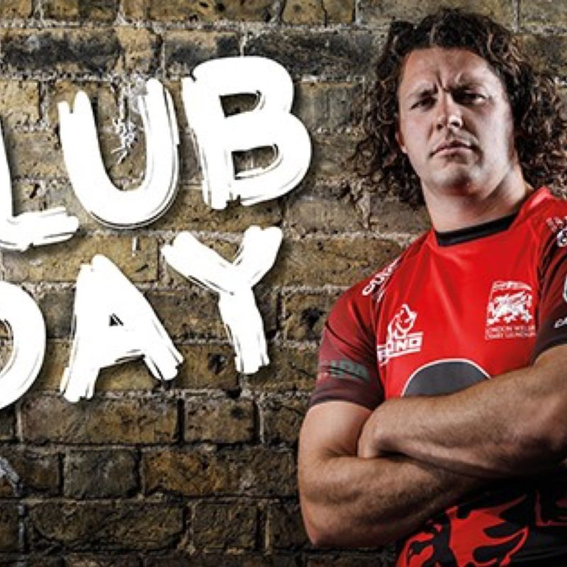 London Welsh Club Day vs Cornish Pirates