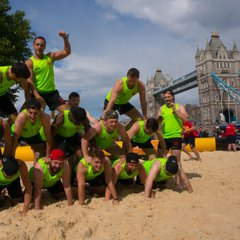 London Beach Rugby 2017