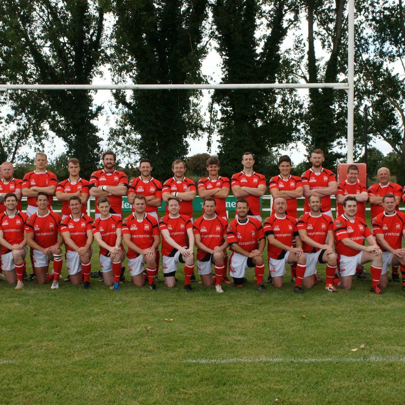 Kilburn Cosmos vs. London Welsh Rugby