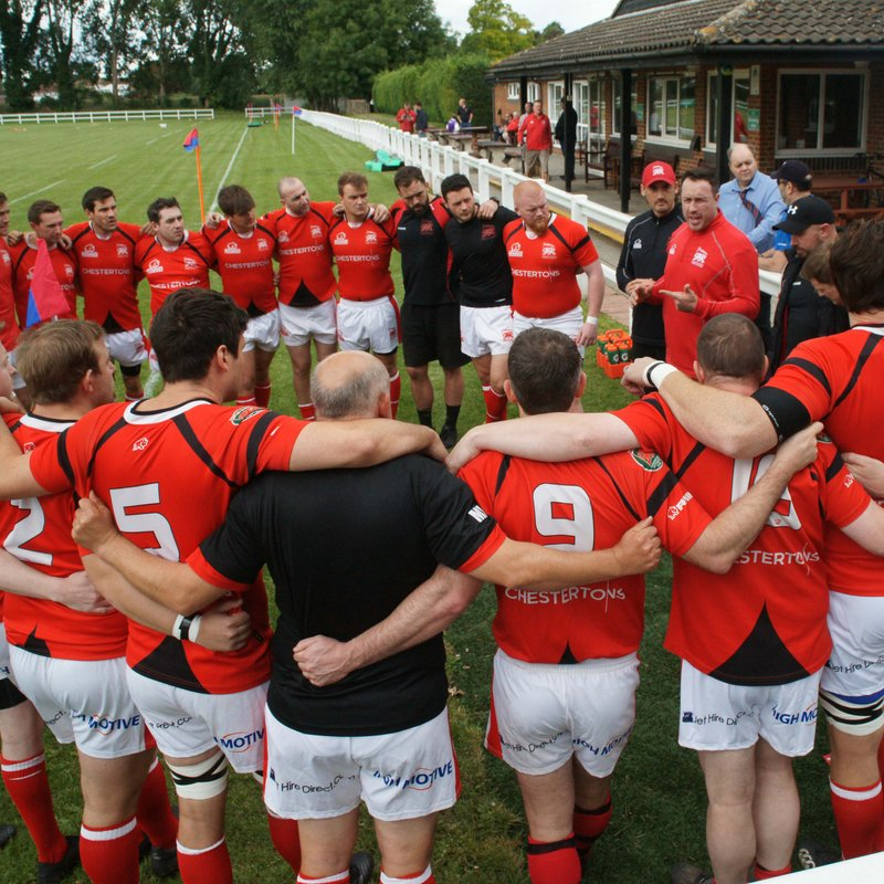 Result : London Welsh - 26 Staines Rfc - 5