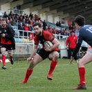 London Welsh 1st XV with record win