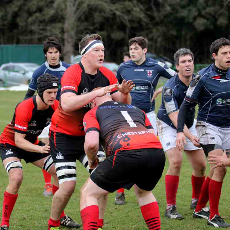 Old Deer Park Rugby Club: London Welsh 91 Vs. 0 London French