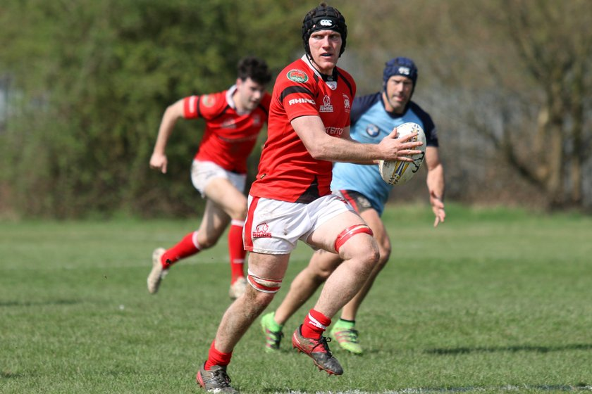 Druids (2nd XV) Win convincingly in Merit League Final