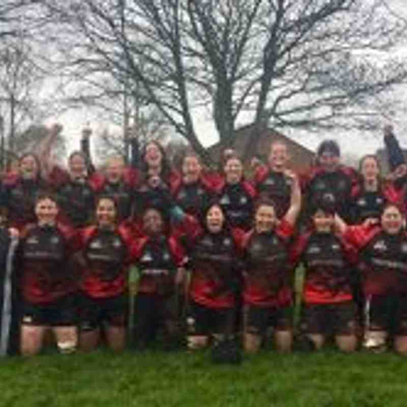 Women's XV vs Valkyries April 18