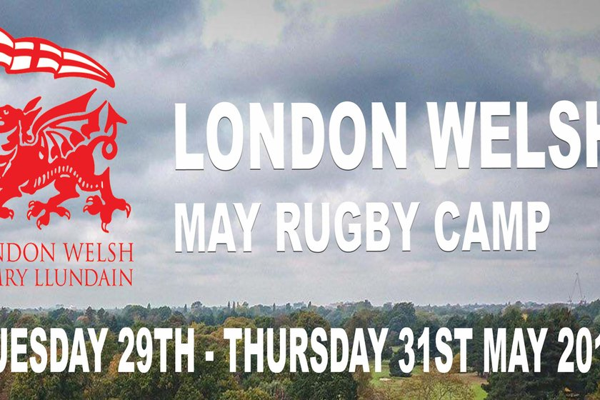 1/2 Term Rugby Camp May 29-31