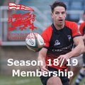 Membership For Season 2018-2019 Now Available