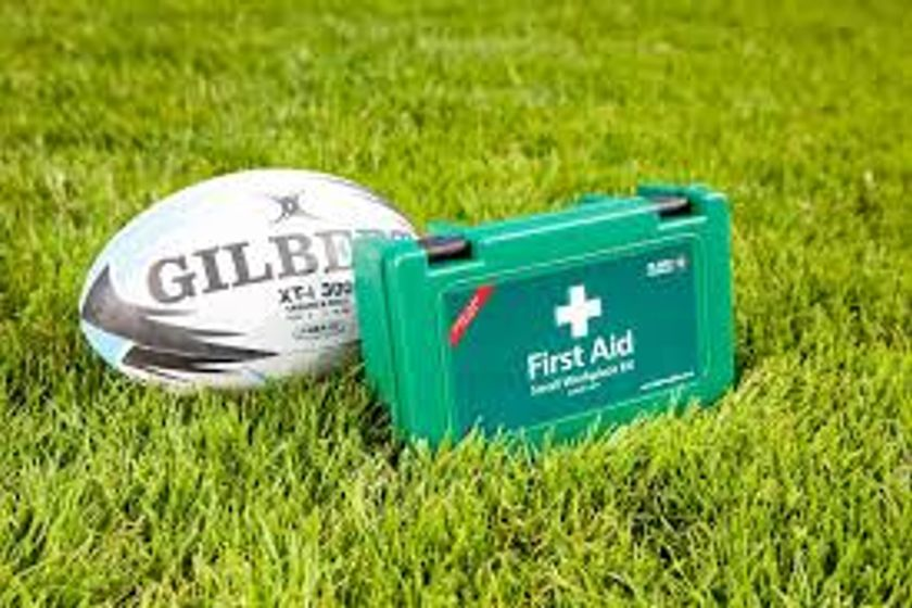 RFU First Aid Course at ODP
