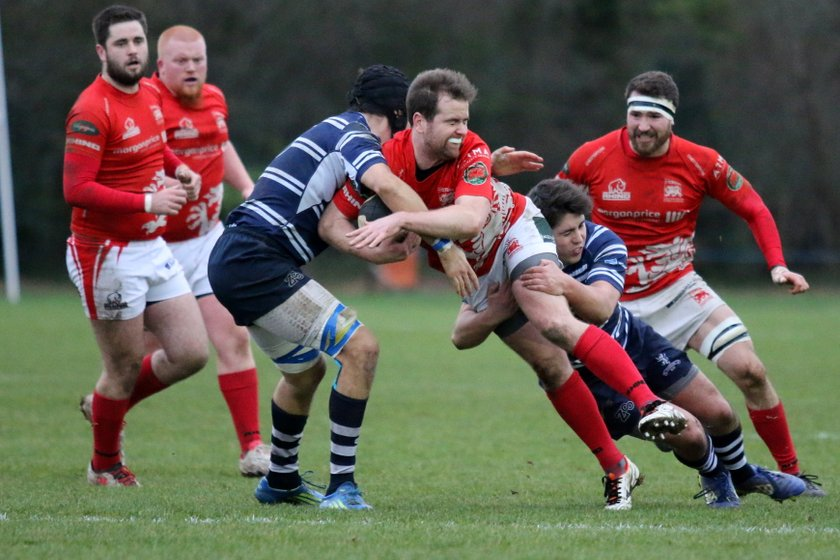 1st XV win maintains seven point lead at top of league