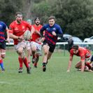 London Welsh win top of table contest