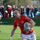 1st XV run in seventeen tries to put Vees to the sword