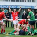 Welsh finish league season on a high